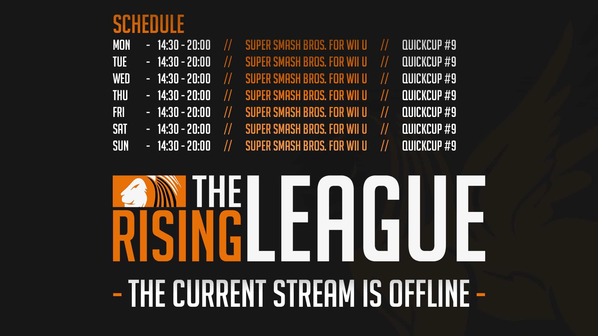 The Rising League - eSport