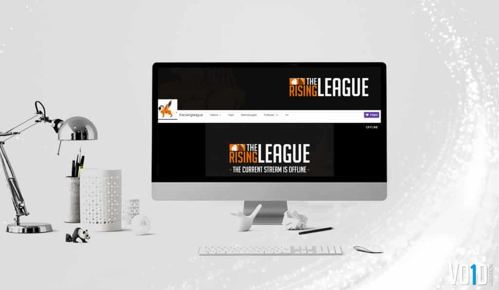 The Rising League // Twitch